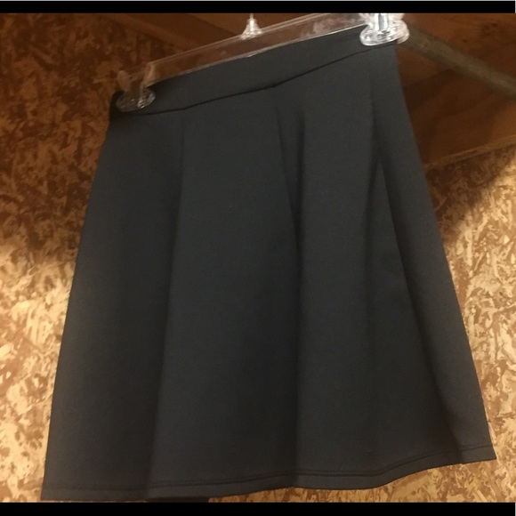 Decree Dresses & Skirts - Black skater skirt